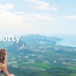 Oblíbené sporty na dovolené